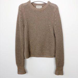 ARITZIA BABATON   Wool Crewneck Knit Sweater S